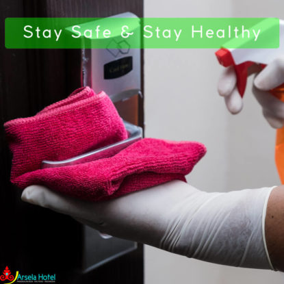 stay safe & stay healthy (covid-19)
